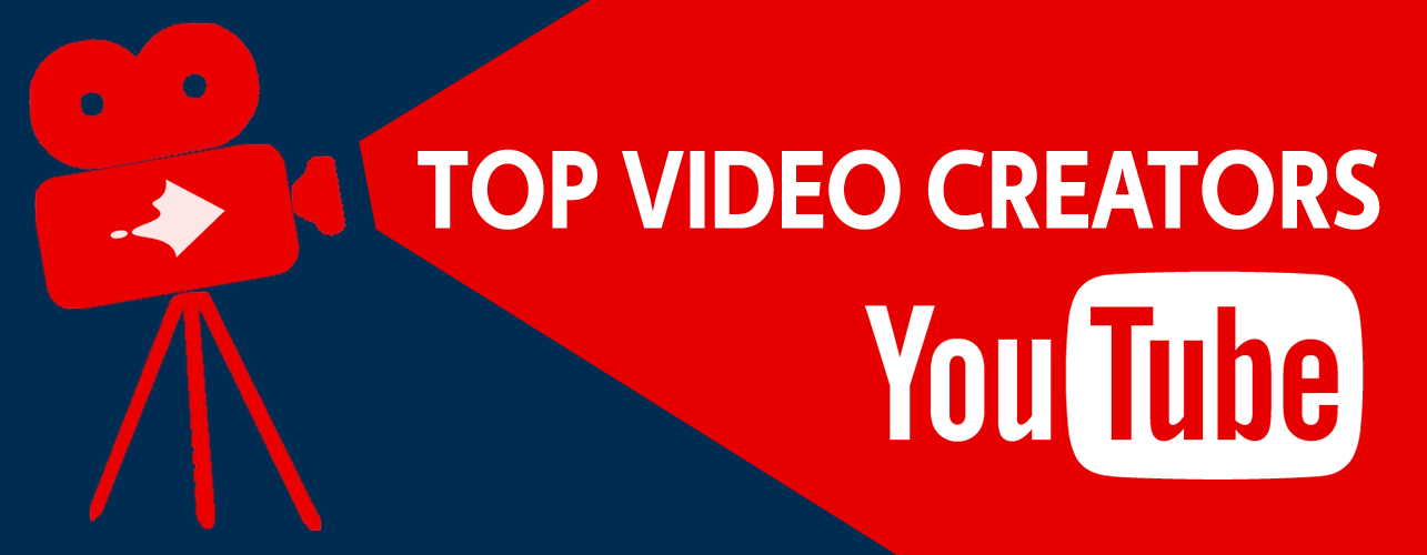 Top Video Creators yYouTube